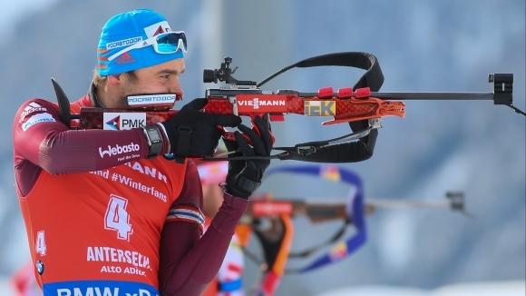 Бившият световен шампион по биатлон Антон Шипулин е напълно възстановен