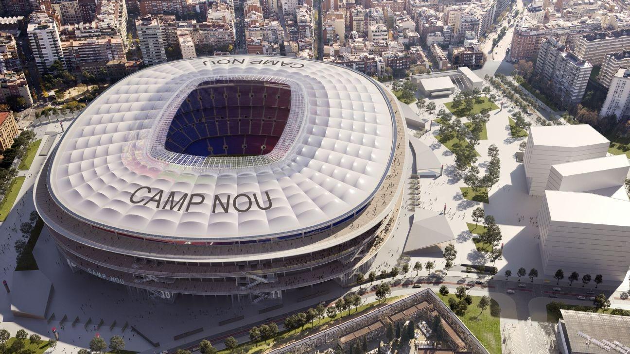 Ръководството на Барселона разясни какво се случва с плановете за