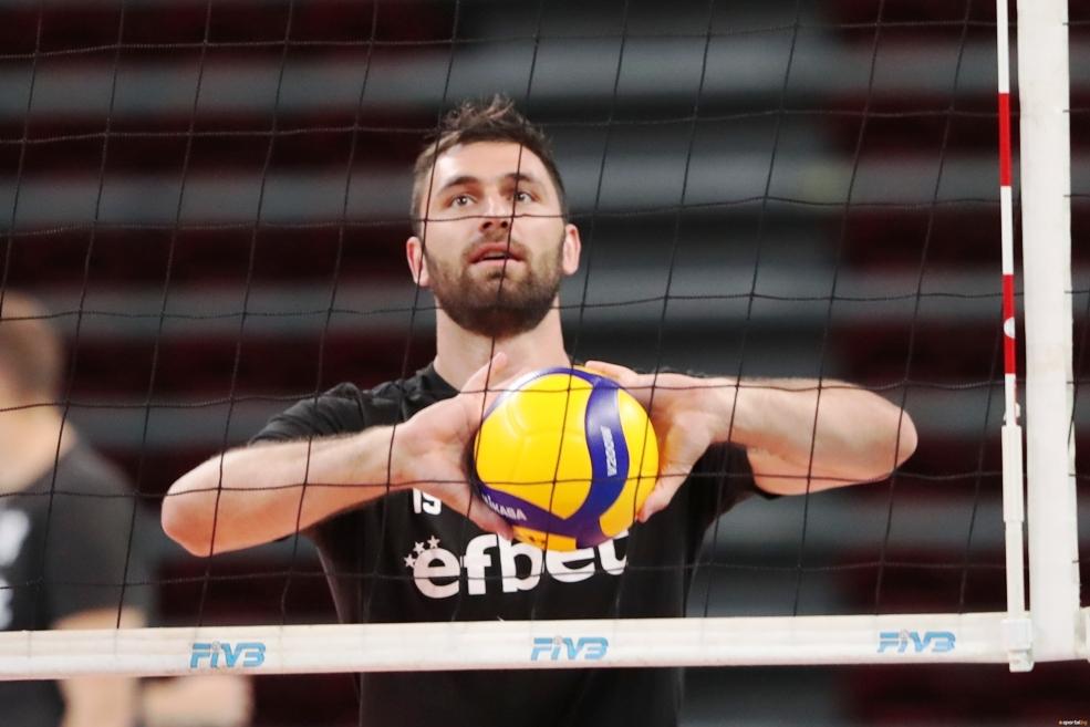 Повечето отбори във волейболната руска Суперлига вече започнаха своя предсезонен