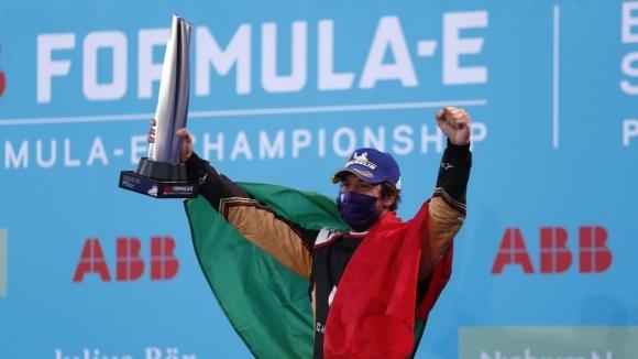 Португалецът Антонио Феликс да Коща записа своята трета поредна победа