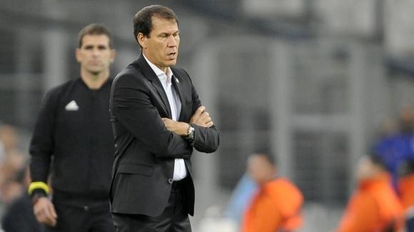 Старши треньорът на Олимпик Лион Руди Гарсия заяви, че Ювентус