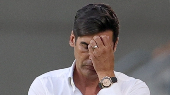 Треньорът на Рома Пауло Фонсека призна превъзходството на Севиля след