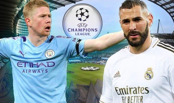 Тази вечер е реваншът между Манчестър Сити и Реал Мадрид