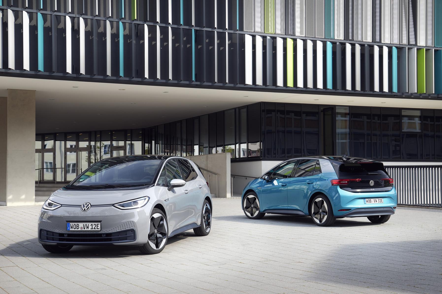Третият голям етап в историята на марката Volkswagen започва с