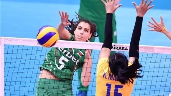 Българската волейболистка Симона Димитрова ще играе в гръцкото първенство. 26-годишната