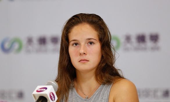 Руската тенисистка Дария Касаткина показа впечатляващата си колекция от фланелки