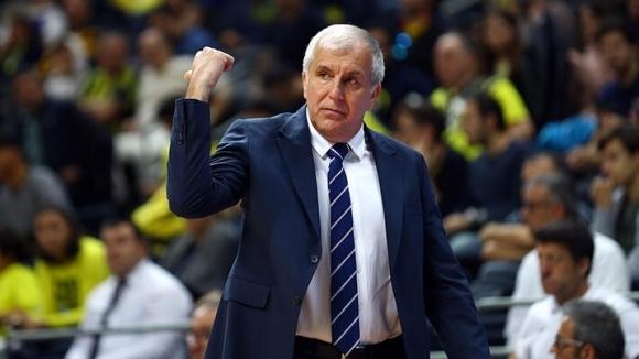 Легендарният старши треньор Желко Обрадович се завърна в Истанбул, за