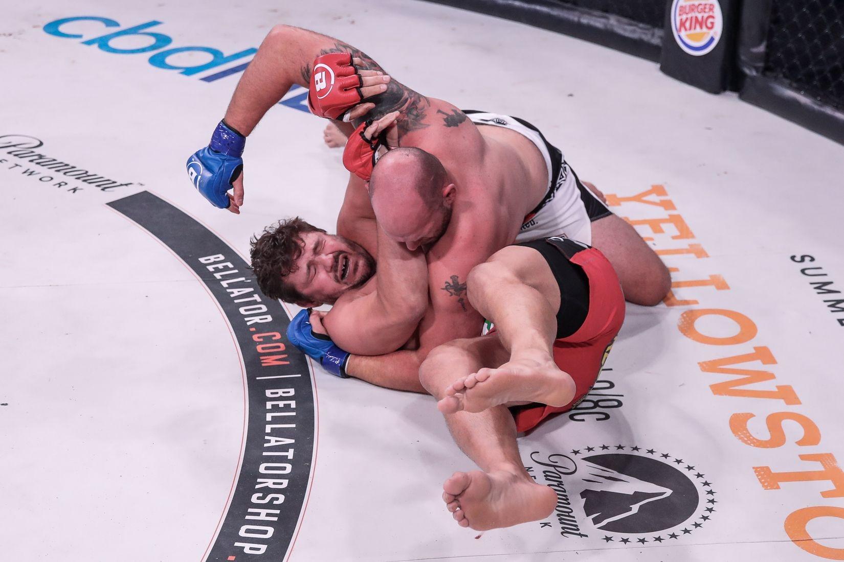 Бившите бойци от UFC в тежка категория Тимоти Джонсън и
