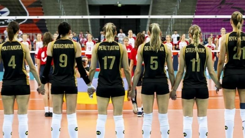 Председателят на федерацията по волейбол на Украйна Михаил Meлник обяви,