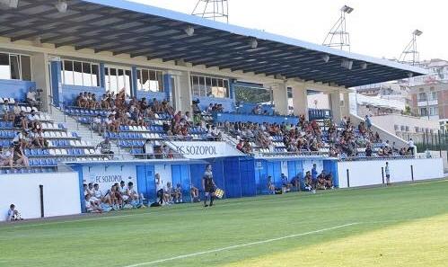 Отборите на Созопол и Добруджа завършиха наравно 1:1 в мача