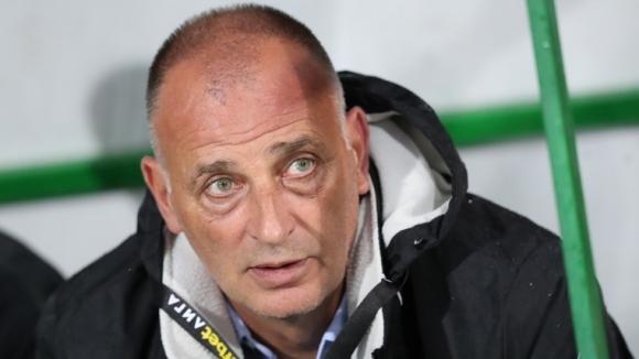 Старши треньорът на Ботев (Враца) Антони Здравков изрази радостта си