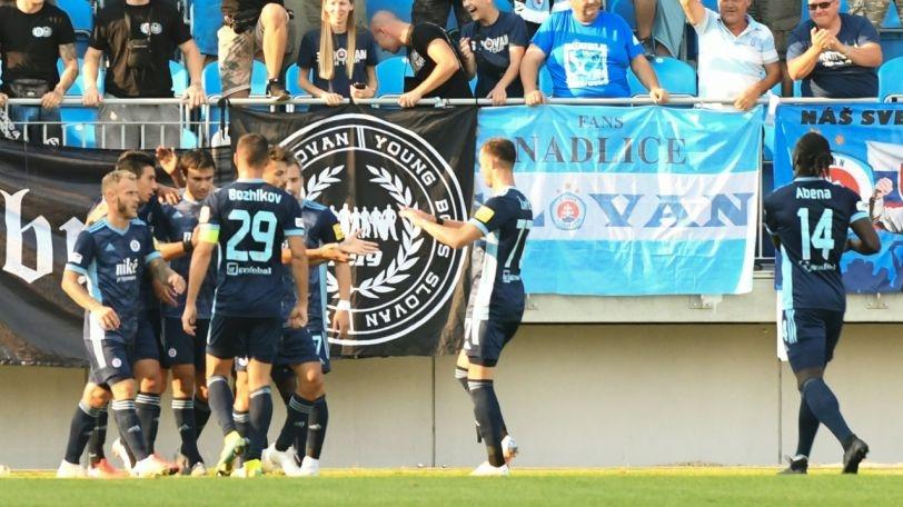 Шампионът Слован (Братислава) стартира новия сезон в първенството на Словакия