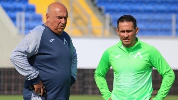 Доскорошният капитан на Левски Живко Миланов от днес е помощник
