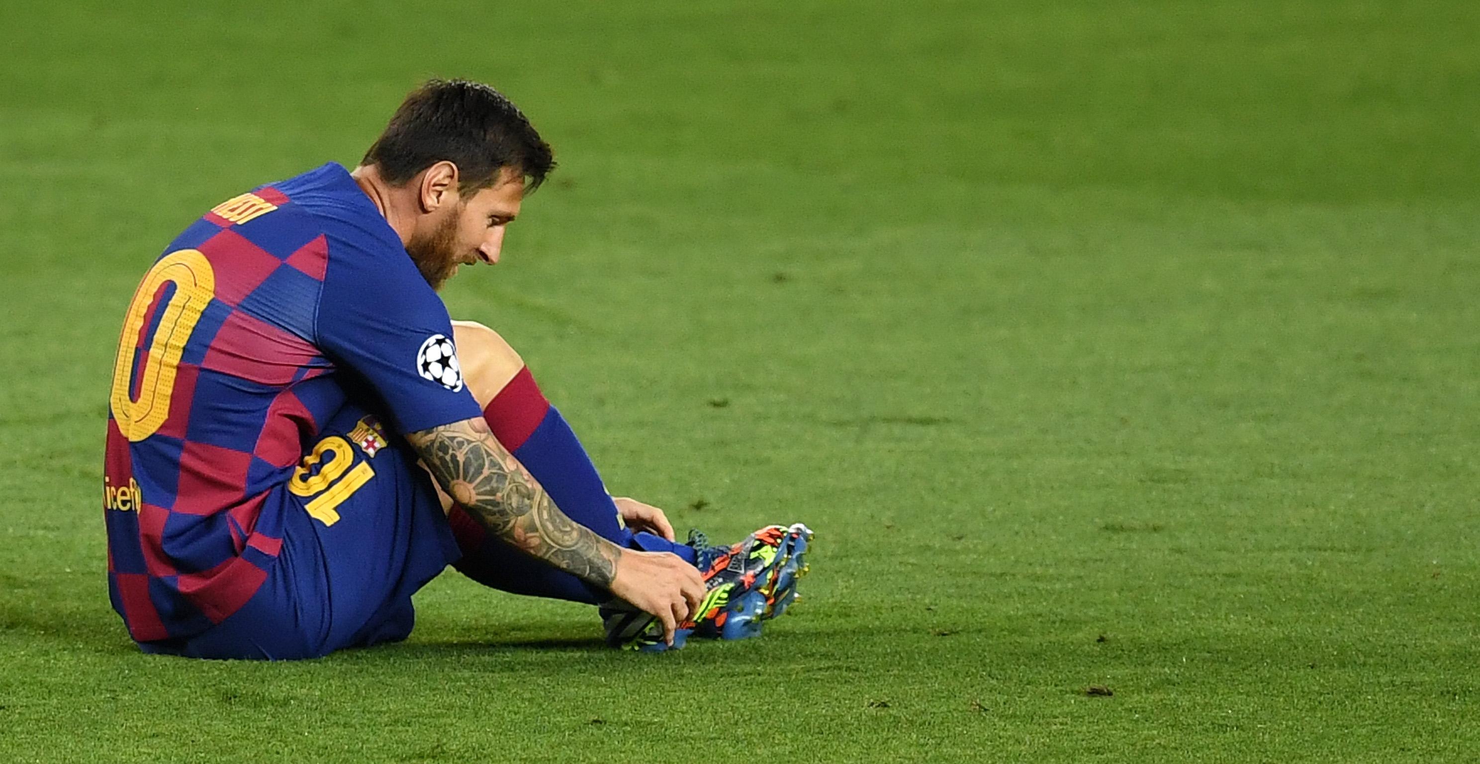 Независимо че Барселона наложи превъзходството си над Наполи и продължава