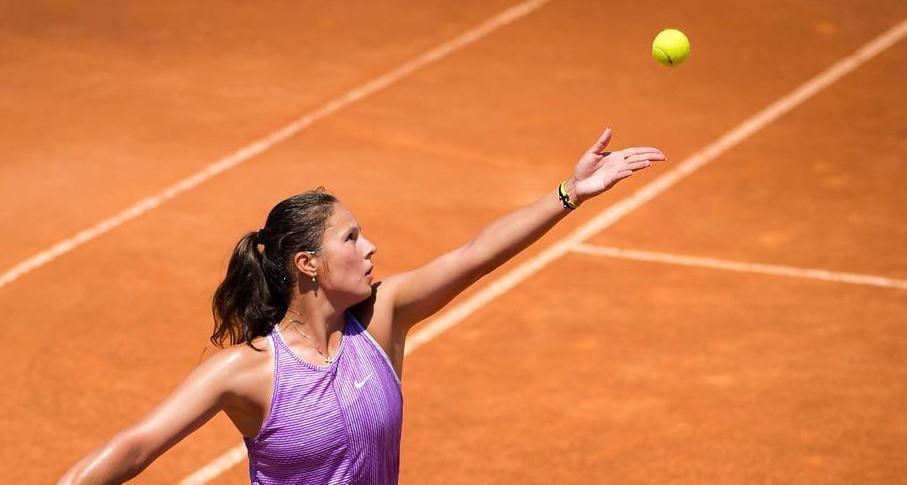 Бившата №10 в света Дария Касаткина се отказа от участие