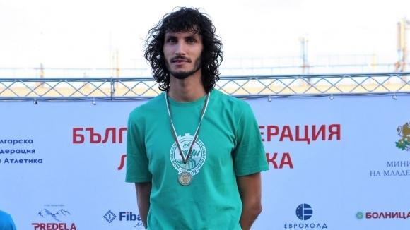Най-добрият български състезател в скока на височина в последните години