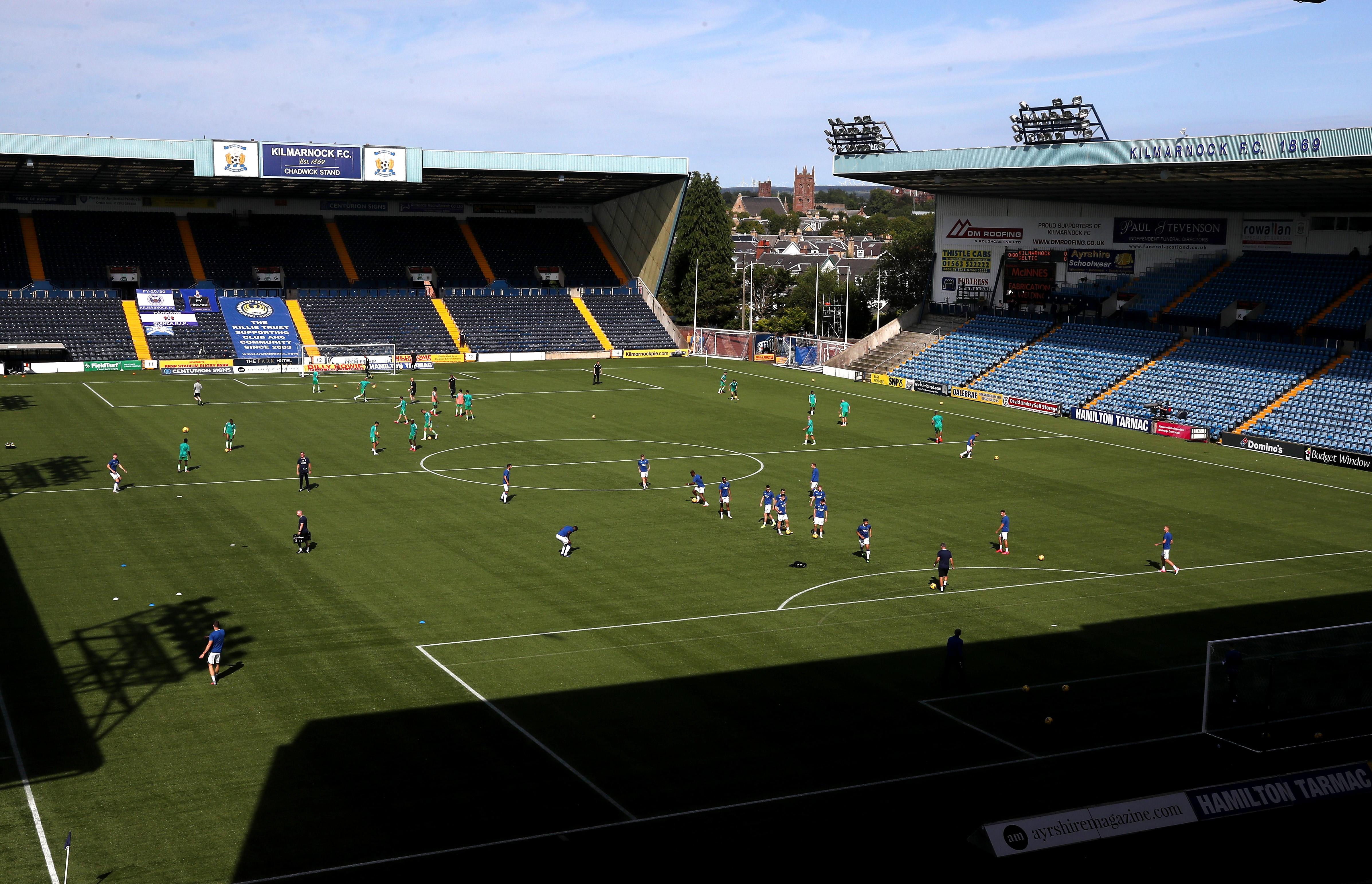 Селтик допусна грешка още във втория кръг на шотландското първенство.