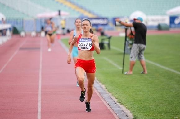 Йоло Николов (АК Орхание-Ботевград) и Милица Мирчева (СК Атлет-Мездра) спечелиха