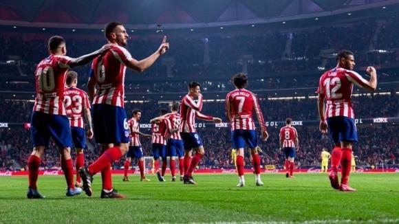 Ипанският Атлетико Мадрид потвърди за два случая с коронавирус след