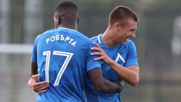 Отборите на Левски и Берое завършиха при резултат 2:2 в