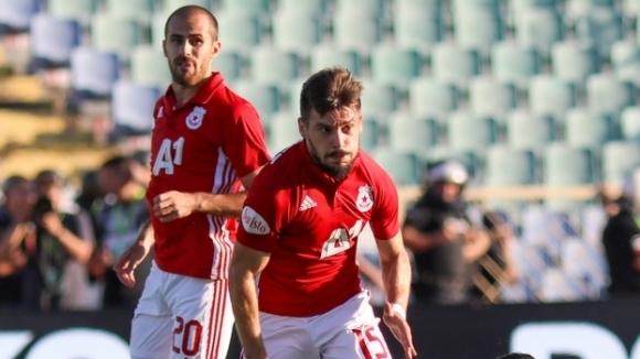 ЦСКА-София може да осъществи втори изходящ трансфер през тази седмица.