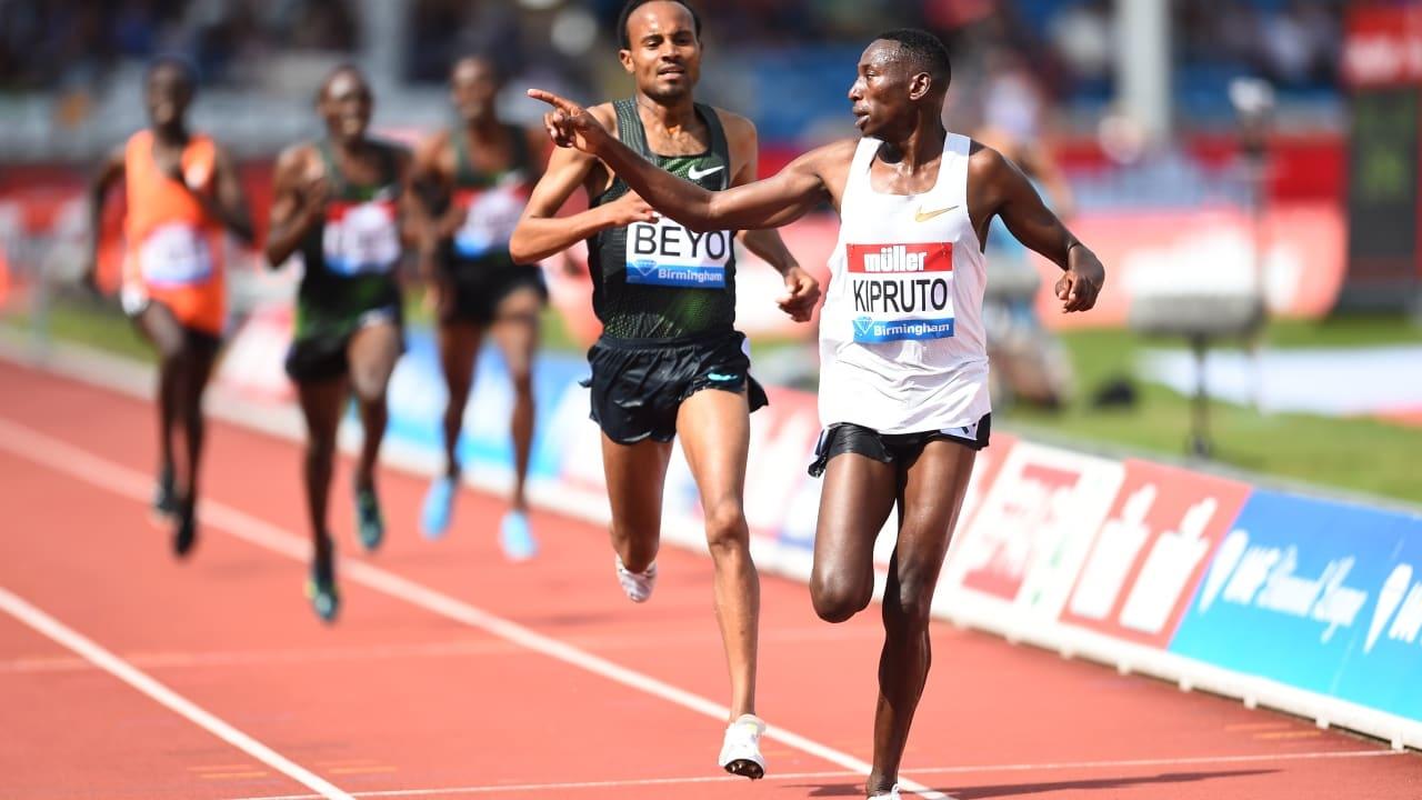 Олимпийският и световен шампион в бягането на 3000 метра с