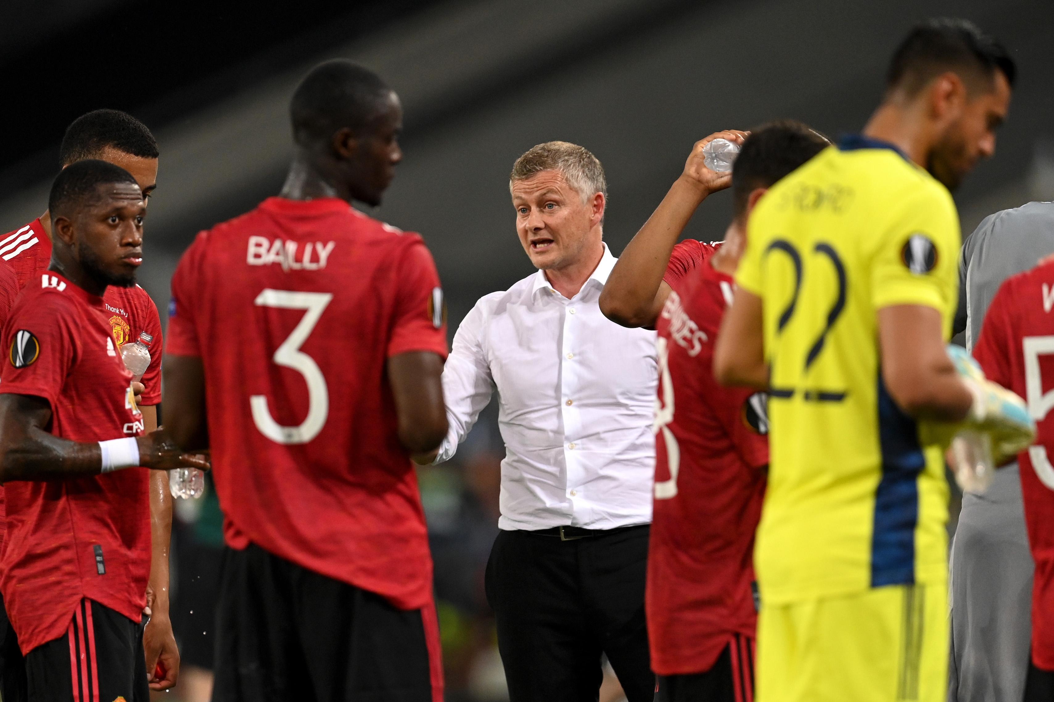 Мениджърът на Манчестър Юнайтед Оле Гунар Солскяер заяви, че отборът