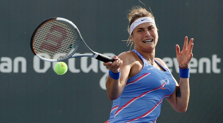 Арина Сабаленка се класира за втория кръг на турнира по