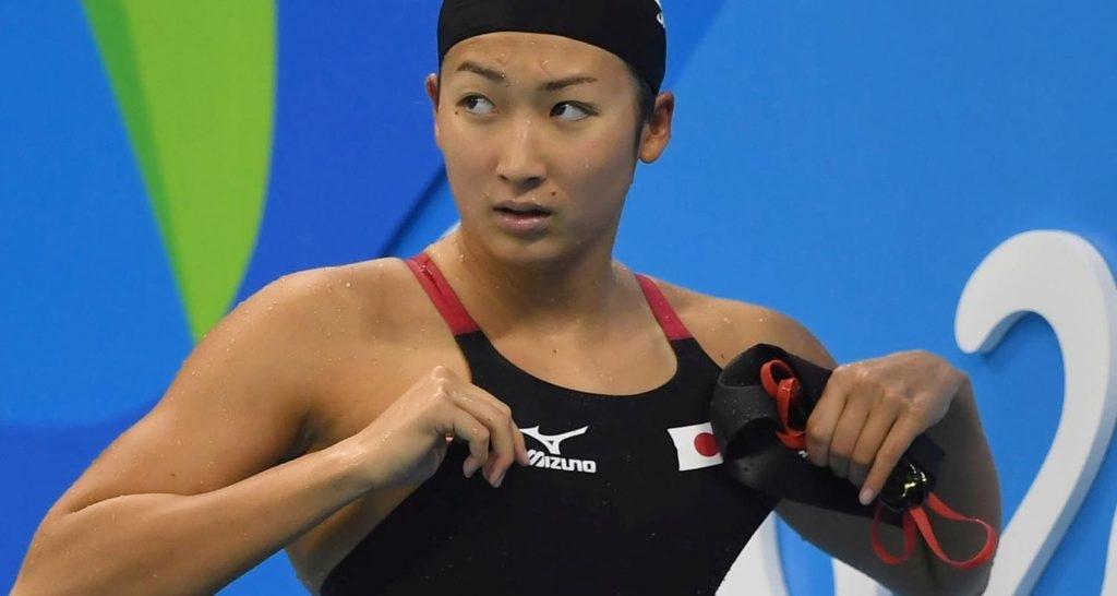 Японската звезда в плуването Рикако Икее, която трябваше да бъде