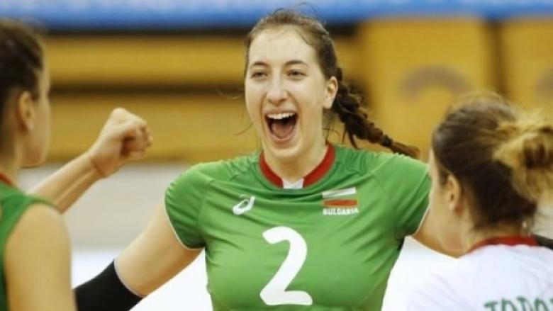 Още една българска националка ще играе в гръцкото първенство. Грандът