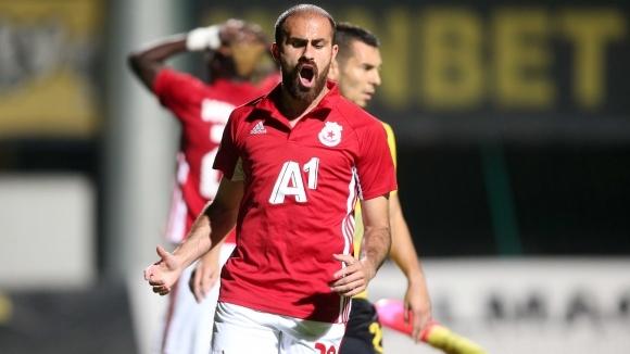 От българските представители в Лига Европа само ЦСКА-София има някакъв