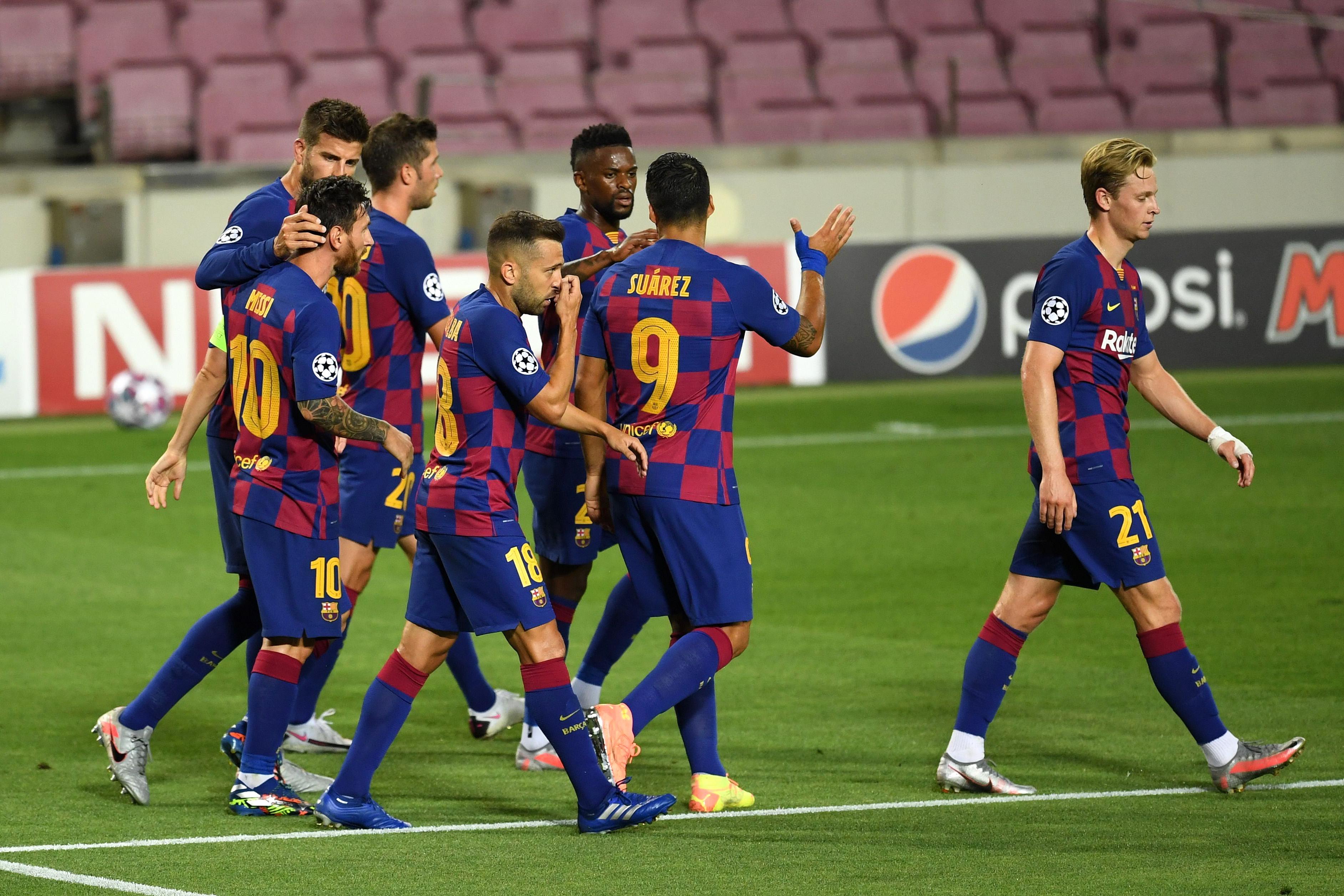 Треньорът на Барселона Кике Сетиен е изготвил план, с който