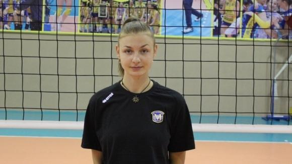 Лора Славчева ще бъде част от женския отбор на Марица