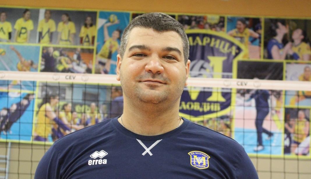 Лазар Лазаров влиза в щаба на Марица (Пловдив) за новия
