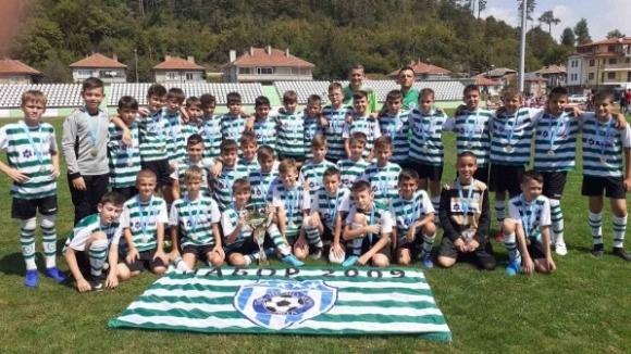 Децата на Черно море спечелиха по безапелационен начин турнир в