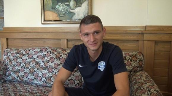 Днес новият играч на Арда Петко Ганев има огромен повод