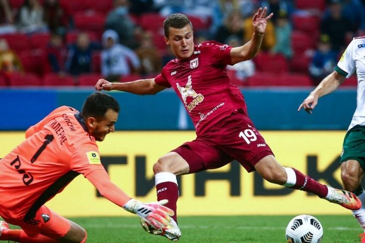 Локомотив Москва стартира ударно сезона в руската Премиер лига. Столичните