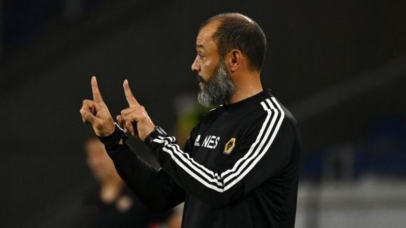 Треньорът на Уулвърхамптън Нуно Еспирито Санто призна, че отборът има