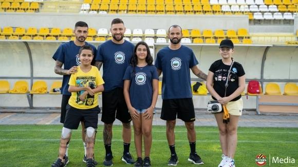 Ботев (Пловдив) се включи в кампанията
