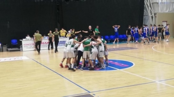 Балкан и БУБА Баскетбол ще спорят за титлата от Държавното