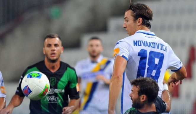 Фрозиноне стана вторият финалист в плейофа за влизане в Серия