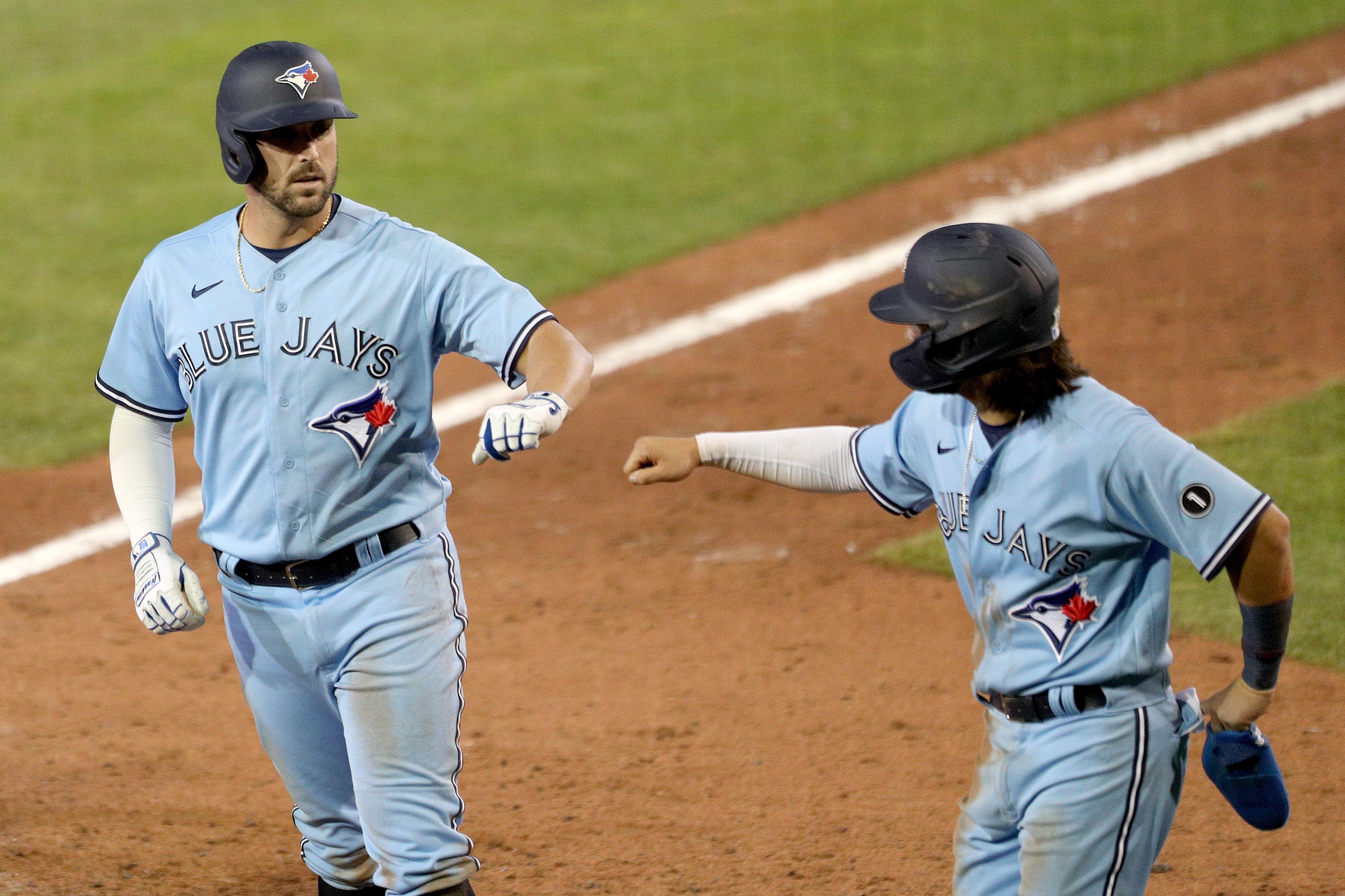 Торонто Блу Джейс стана едва четвъртият отбор в историята на