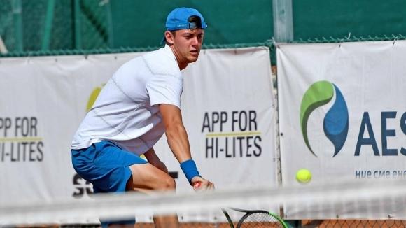 Българският тенисист Александър Лазаров сподели бъдещите си планове и призна,