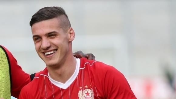 ЦСКА-София публикува на своя сайт позиция относно казуса с трансфера