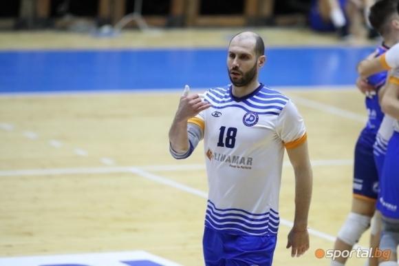 """Волейболният мъжки отбор на """"Дунав"""" си поставя за цел класиране"""