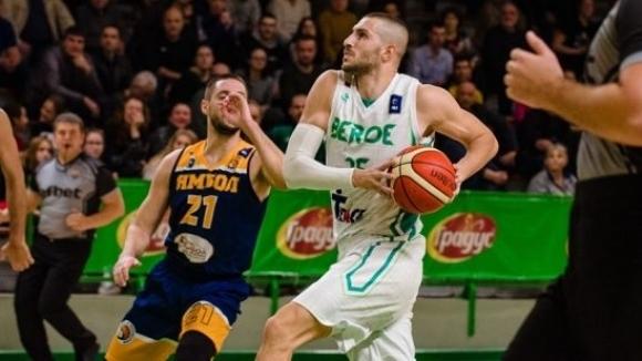 Станислав Ваклинов ще бъде част от тима на Берое и