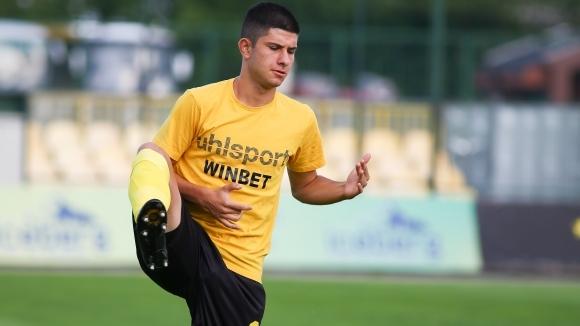 Юношеският национал по футбол на България Станислав Работов е считан