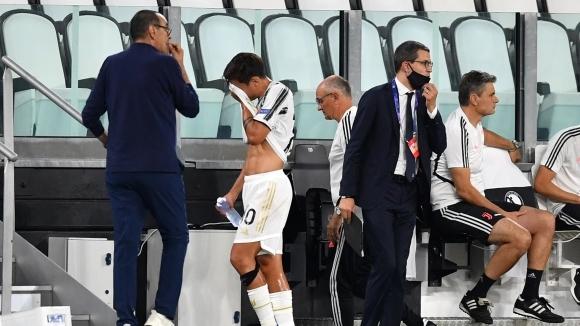 След отпадането от Шампионската лига ръководството на Ювентус реши, че