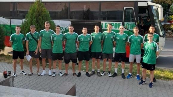 Волейболистите на Берое 2016 вече са в Смолян, където ще