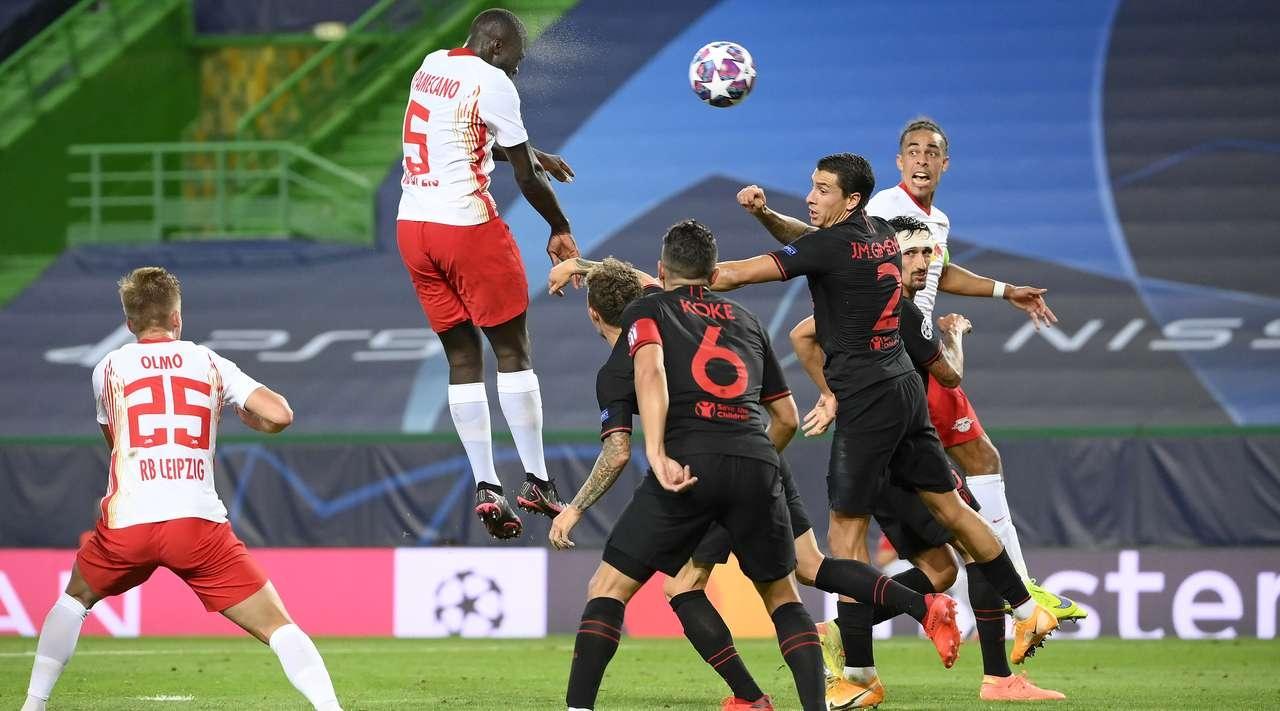 РБ Лайпциг и Атлетико Мадрид се изправят във втория 1/4-финал